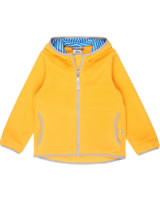 Finkid Zip-In Innen Jacke PAUKKU yellow/storm 3023074-607542
