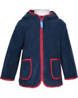 Finkid Zip-In Inner Jacket Fleece TONTTU navy/red 1122004-100200