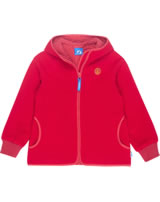 Finkid Zip-in Innenjacke Fleecejacke LAINE cranberry/red 3223030-505200