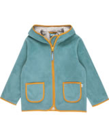 Finkid Zip-in Innenjacke TONTTU smoke blue/gold 3023076-152532
