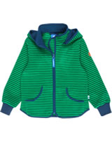 Finkid Zip-in Innenjacke TONTTU STRIPED leaf/mosaic 3023077-312149