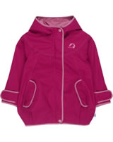 Finkid Zwergen Outdoorjacke Zip In LOKKI persian red/dusty rose 3223025-247246