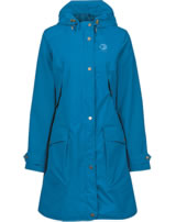 Finside Lady Outdoor Pparka Zip-In MILLA ocean 4115001-156000