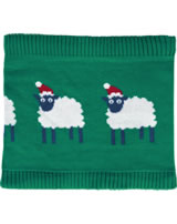Frugi Strick-Schlauchschal Loop ROBYN SNOOD sheep jade