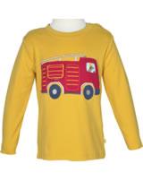 Frugi T-Shirt Ira Langarm FEUERWEHR bumble bee/Engine TTA916BBN