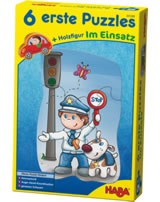 HABA 6 Little Hand Puzzles - On duty 301289