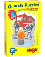 HABA 6 erste Puzzles – Im Einsatz 305236