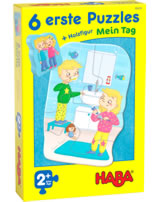 HABA 6 erste Puzzles – Mein Tag 305235