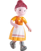 HABA Biegepuppe Bäuerin Johanna - Little Friends 302776