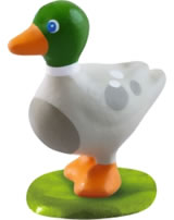 HABA Little Friends - Poupée articulée Canard 302992