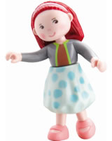 HABA Poupée articulée Imke, la danseuse - Little Friends 300515