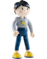 HABA Little Friends – Poupée articulée Liam 303890