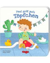 HABA Buch Paul geht aufs Töpfchen 304481