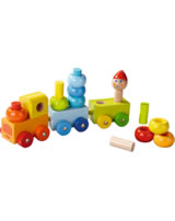 HABA Discovery Train Curly-color 5126