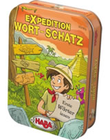HABA  Expedition Wort-Schatz 302902