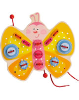 HABA Threading Game Butterfly 301124