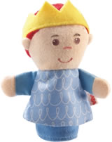 HABA Finger Puppet Prince 302906