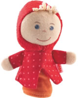 HABA Finger Puppet Red Riding Hood 302903