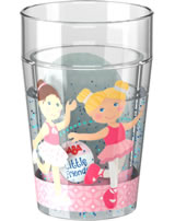 HABA Glitzerbecher Litle Friends Ballett 303427