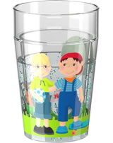 HABA Glitzerbecher Litle Friends Freundschaft 303423