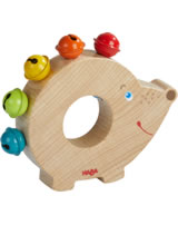 HABA Clutching Toy Audible Animal Hedgehog