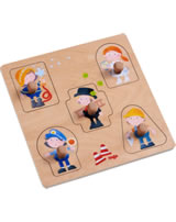 HABA Greifpuzzle – Berufe 304588
