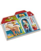 HABA Greifpuzzle – Im Pferdestall 304592