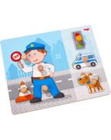 HABA Greifpuzzle – Polizeieinsatz 304590