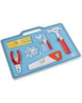 HABA Greifpuzzle – Werkzeugkasten 304593