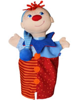 HABA Play doll/glove puppet Kasper 2180