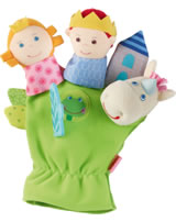 HABA Glove Puppet Fairytale prince and princess 302575