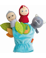 HABA Glove Puppet Fairy Tale Little Red Riding Hood 300486