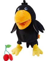 HABA Glove puppet Theo the Raven 304203