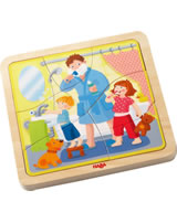 HABA Holzpuzzle Mein Tag 302530