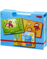 HABA Magnetspiel-Box Tier-Safari 303387