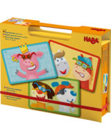 HABA Magnetic game box Creature Creations 302588