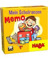 HABA Mein Schulranzen-Memo 304527