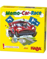 HABA Memo-Car-Race 302785