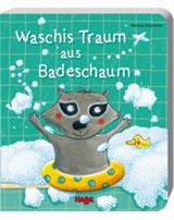 HABA Papp-Bilderbuch Waschis Traum aus Badeschaum 301461