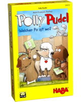 HABA Polly Pudel - Welcher Po ist wo? 304572