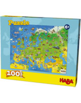 HABA Puzzle – Pays d´Europe 304220