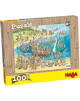 HABA Puzzle Piraten 301978