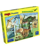 HABA Puzzle Dinosaurier 4961