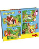 HABA Puzzles Märchenland 304701