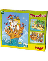 HABA Puzzles – Pirate & Cie. 304222