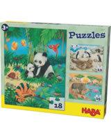 HABA Puzzles Tierfamilie 302631