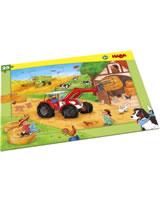 HABA Rahmenpuzzle Landmaschinen 304655