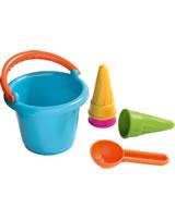 HABA Sandspiel-Set Kleinkind-Eimer und Eistüten 304680