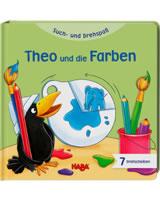 HABA Such- und Drehspaß - Theo und die Farben 305053