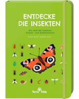 HABA Terra Kids Buch Entdecke die Insekten 304604